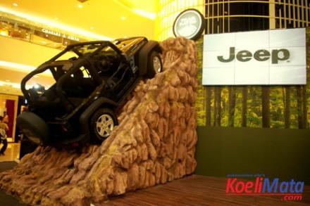 Jeep Wrangler 2012 lebih bertenaga